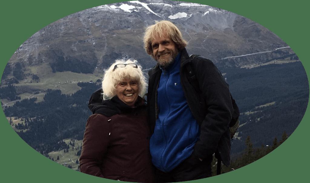 Marianne en Wim