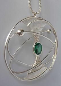 Dynamic emerald