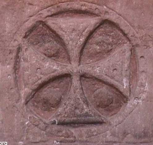Koptic Cross