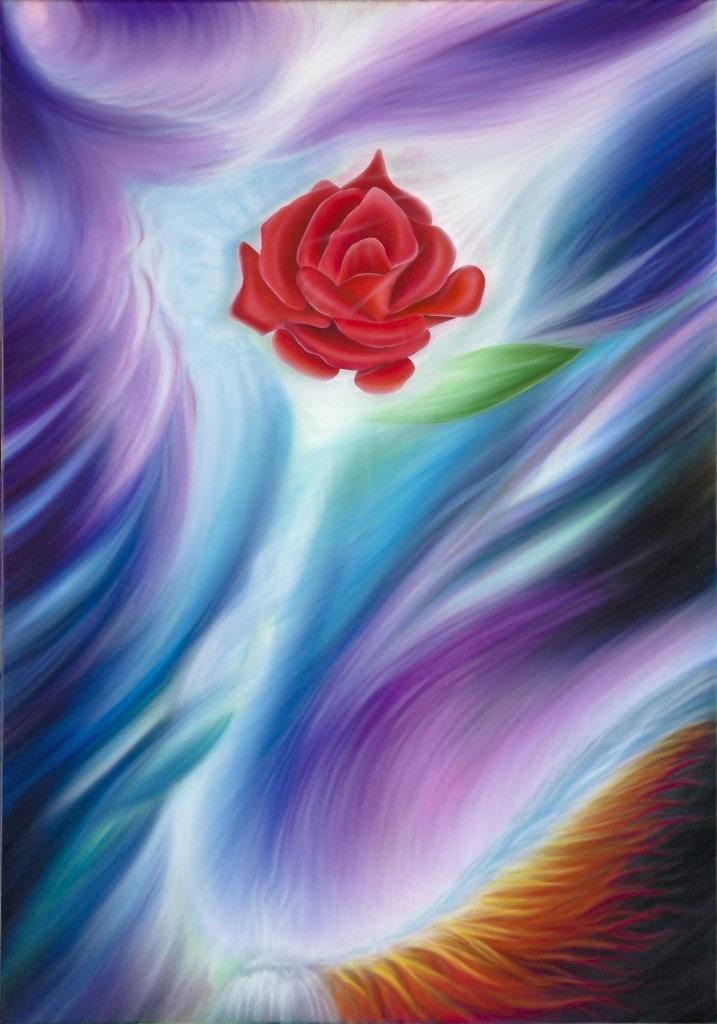 Rose - Au-delà du feu et de la glace