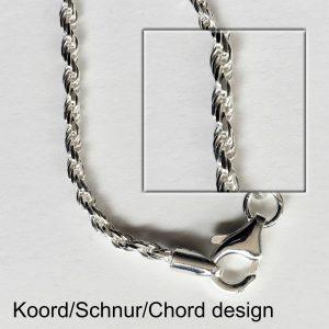chaîne - style corde