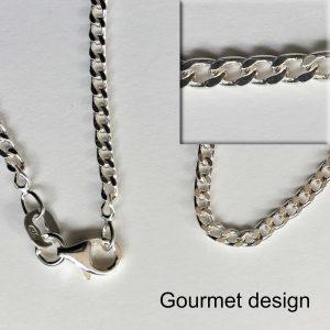 Chain - 'Gourmet' stijl